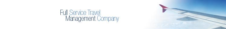 Full Service Travel Management Company